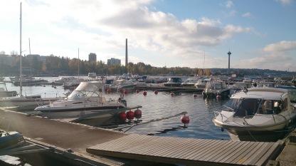 Der Hafen in meiner Nähe